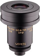 Nikon 60xWDS Field Scope DS Eyepiece 40×/60×/75× Wide DS New Free Shipping