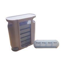 7 Tage Tablettenbox De Luxe Pillenbox Pillendose Tablettendose