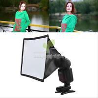 Mini Portable Soft Box Diffuser Flash Speedlight For Canon Nikon Sony 15*17cm