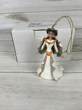 disney christmas ornament Jasmine grolier magic wedding 26231 145