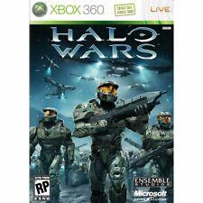 Halo Wars (Microsoft Xbox 360, 2009)
