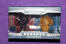 CUTE BUT DEADLY LIGHTBOUND ANDUIN & BANSHEE SYLVANAS BLIZZCON SDCC 2018 2 PACK
