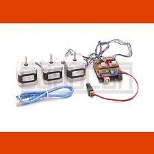 3d del cnc USB motor PAP-control Dora onu con software