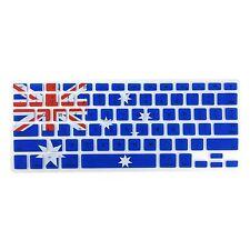 "Australian Flag Soft Keyboard Cover for Apple Mac MacBook Air Pro 13.3"" 15.4"""