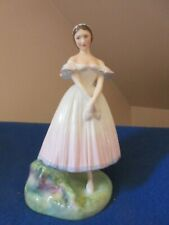 """Royal Doulton Figurine """"La Sylphide"""" Hn 2138 Rare Mint First Yr. Of Issue"""