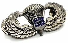 Airborne Air Force Jump Wing Badge Usaf Cct Pj Parachutist Insignia Pin Military