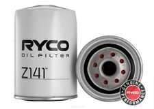 Ryco Oil Filter  FOR Fiat Ducato 2002-2006 2.8 JTD Cab Chassis Diesel Z141