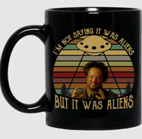 R1 It Was Alien Giorgio Funny Scientist Funny Ancient Vintage Coffee Mug Tea Cup