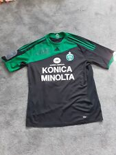 Maillot ASSE 2008-2009 floqué GIGLIOTTI  n°9 Taille XL