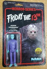 Funko Reaction Friday The 13th NYCC Exclusive Nes Jason Voorhees Action Figure