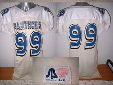 PITTSBURGH PANTHERS University Match Player Large Shirt Jersey Football NFL 99