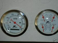 3 3/8 Dolphin Quads Gauges