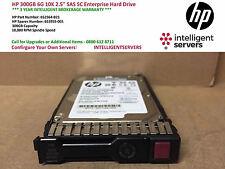 HP 300GB 10K 6G SAS 2.5'' SC Enterprise Hard Drive 652564-B21 / 653955-001