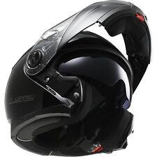 LS2 Strobe Helmet Matte Black ( XXL ) 325-1006