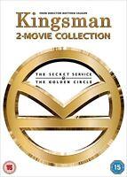 Kingsman / Kingsman - The Doré Cercle DVD Neuf DVD (8510301000)