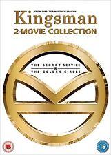 Kingsman - 2-movie Collection DVD Region 2