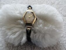 Swiss Made Bulova Vintage Wind Up Ladies Watch