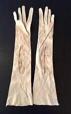 Antique XS FRENCH KID LEATHER GLOVES Gold Medals Wanamaker 1849-1867-1889