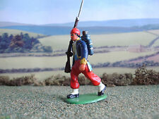 HaT American civil war Union Zouave marching 1:35 painted