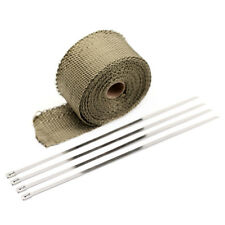 Exhaust Header Pipe Heat Wrap Insulation Shield Tape For HONDA CRF250/450/230