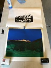 1992 LARRY Luton  LITHOGRAPH & SERIGRAPH & NUMBERED POP ART Lot Of 2
