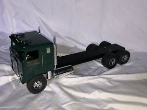 Smith Miller Kenworth Cabover Green Long Frame Super Clean Fred Thompson