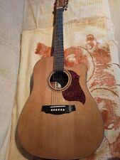 Akustik Gitarre JACK & DANNY D-150 SCE  mit Tonabnehmer TOP