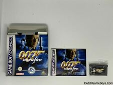007 Nightfire - Nintendo Gameboy Advance - GBA