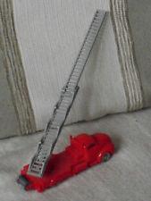 LEGO Modellauto 1:87 Bedford 255 Feuerwehr mit Leiter Leiterwagen Schlauchrolle