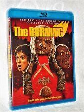 The Burning Collector's Edition [1981] (Blu-ray/DVD, 2013) Brian Matthews horror