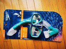 Speedo Juniors Diving Mask And Snorkel