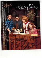 CHILINA KENNEDY AND CAST-(BEAUTIFUL ON BROADWAY) Signed Photo 8x10- 2017