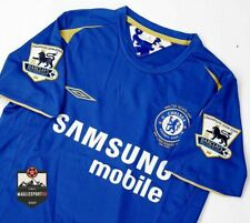 Maglia Chelsea 2005-2006 Centenary - Calcio Terry Lampard Centenario Jersey