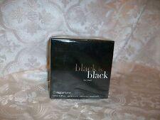 NUPARFUMS BLACK IS BLACK FOR MEN 3.3 OZ EAU DE TOILETTE NATURAL SPRAY