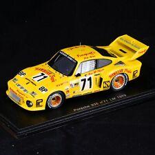 Porsche 935 24h Le Mans 1979 Hawaiian Tropic 1/43 Spark S2016
