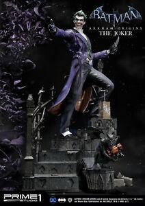 Prime 1 Studio Batman Arkham Origins Joker Statue - Harley Quinn,  Catwoman, Ivy