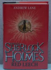 Young Sherlock Holmes: Red Leech- UK Version-signed & numbered (Item C1118)