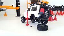 Full upgrade accessory Orlandoo hunter 1/35 RC scale mini Jeep wrangler micro