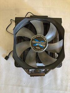 Zalman CNPS10X Extreme 120mm CPU Processor Cooler Heatsink Fan Speed Controller