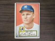 1952 Topps # 9 Bobby Hogue Card (B17) New York Yankees