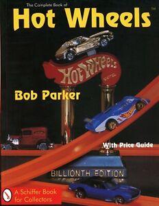 Mattel Hot Wheels Toys - Types Models Dates / Illustrated Book + Values