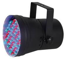 Beamz par-36 DEL Phares RGB Spot Projecteur Voiture + DMX + Manuel + Musique Contrôle