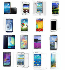 Ultra Clear Anti-Scratch Screen Protector Film For Samsung Galaxy Mobile Phones