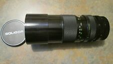 Soligor 70-210 mm C/D F 3.5 Manual Focus Macro Zoom Lens For Canon FD Mount