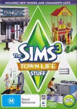 The Sims 3 Town Life Stuff Pack (Add On) PC