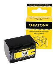 Akku f. Sony NP-FH70 DCR DCRDVD110(E) DCR-DVD110(E) DCRDVD150 von PATONA