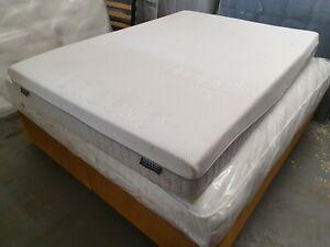 NEW JOHN LEWIS DUNLOPILLO CELESTE DOUBLE 135 x 190cm Mattress FIRM £1939