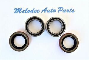 Rear Axle Shaft Wheel Bearing  With Seal set for  LINCOLN TOWN CAR & CONTINENTAL