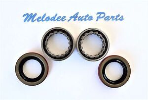 2 Rear Axle Shaft Wheel Bearing  With Seal set for  CHEVROLET CAMARO  1969-2002