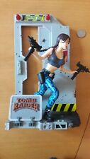 FIGURINE Area 51 Tomb Raider Lara Croft Eidos Plc Diorama Articulée